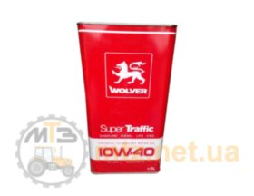 Моторное масло Wolver Super Traffic 10W-40